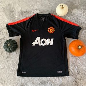 Authentic Nike Manchester United Training Jersey